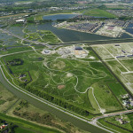 Park of Luna DRFTWD Office Associates and HOSPER  foto / photo © Aerophoto Schiphol b.v. Jan Tuijp
