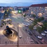 SUPERKILEN TOPOTEK 1, BIG Architects, Superflex  foto / photo © Iwan Baan