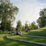 Sangrund Park, Thorbjörn Andersson, Sweco Architects
